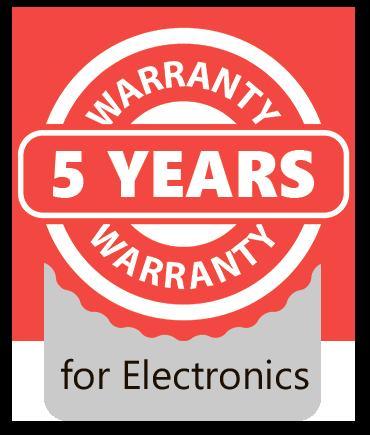 5 лет электроники